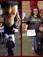 mark attended Arizona Diamondbacks vs Philadelphia Phillies- MLB on Apr 25th 2014 via VetTix