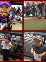 mark attended Arizona Diamondbacks vs Philadelphia Phillies- MLB Saturday on Apr 26th 2014 via VetTix