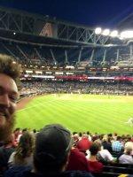 Robert attended Arizona Diamondbacks vs Colorado Rockies - MLB on Apr 28th 2014 via VetTix