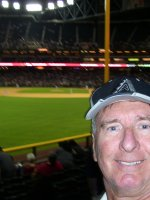 Robert attended Arizona Diamondbacks vs Colorado Rockies - MLB on Apr 29th 2014 via VetTix