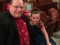 Keith B attended Gainesville Ballet Spring Recital on Jun 7th 2014 via VetTix