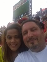 Wigberto attended San Antonio Scorpions vs. Monterrey - NASL Soccer on Jul 6th 2014 via VetTix