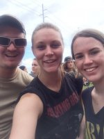 Todd attended Vans Warped Tour 2014 on Jul 27th 2014 via VetTix