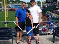 Nelson attended Kansas City Royals vs. Cleveland Indians - MLB - Afternoon Game on Jul 27th 2014 via VetTix
