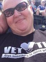 Kevan attended Kansas City Royals vs. Cleveland Indians - MLB - Afternoon Game on Jul 27th 2014 via VetTix