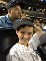 Smitty attended New York Yankees vs. Texas Rangers - MLB on Jul 21st 2014 via VetTix