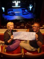 David attended The Voice Tour on Jul 27th 2014 via VetTix