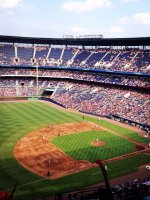 soran attended Atlanta Braves vs. San Diego Padres - MLB on Jul 27th 2014 via VetTix