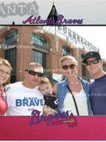Ernesto attended Atlanta Braves vs. San Diego Padres - MLB on Jul 27th 2014 via VetTix
