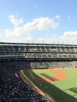Mike G... attended Texas Rangers vs. Oakland Athletics - MLB on Jul 27th 2014 via VetTix