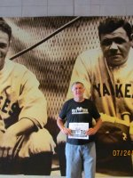 Stephen attended New York Yankees vs. Texas Rangers - MLB - Afternoon Game on Jul 24th 2014 via VetTix