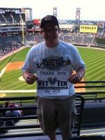 Steven attended Chicago White Sox vs. Baltimore Orioles - MLB - Wednesday on Aug 20th 2014 via VetTix