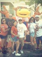 Ernesto attended Texas Longhorns vs. North Texas - NCAA Football on Aug 30th 2014 via VetTix