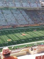 calvin attended Texas Longhorns vs. North Texas - NCAA Football on Aug 30th 2014 via VetTix