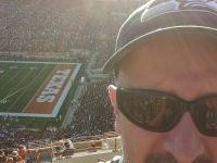 Fred attended Texas Longhorns vs. North Texas - NCAA Football on Aug 30th 2014 via VetTix
