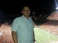 Luis attended Texas Longhorns vs. North Texas - NCAA Football on Aug 30th 2014 via VetTix