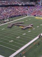 Chris attended Navy Midshipmen vs. Ohio State Buckeyes - NCAA Football on Aug 30th 2014 via VetTix