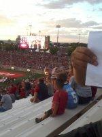 Philip attended University of New Mexico Lobos vs. Utep - NCAA on Aug 30th 2014 via VetTix