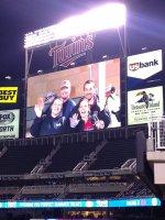 Brian attended Minnesota Twins vs. Detroit Tigers - MLB - Monday on Sep 15th 2014 via VetTix
