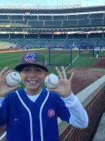Jon attended Chicago Cubs vs. Cincinnati Reds - MLB on Sep 16th 2014 via VetTix