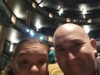 Sam attended The Bad and the Beautiful Produced by Center Dance Ensemble on Oct 23rd 2014 via VetTix