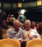 Thomas attended The Bad and The Beautiful  produced by Center Dance Ensemble on Oct 25th 2014 via VetTix