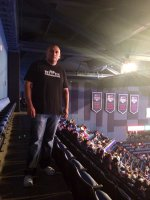 John attended Ontario Reign vs. Bakersfield Condors - ECHL on Oct 26th 2014 via VetTix