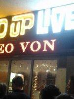 Dena attended Stand Up Live - Theo Von on Dec 18th 2014 via VetTix