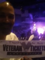 Michael attended Tempe Improv - Tommy Johnagin on Dec 18th 2014 via VetTix