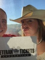 Michael attended Jake Owen - Days of Gold Tour with the Cadillac Three and Eli Young Band on Oct 23rd 2014 via VetTix