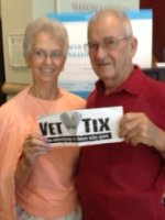 Thomas attended Vanya and Sonia and Masha and Spike presented by Arizona Theatre Company - Sunday Matinee on Oct 26th 2014 via VetTix