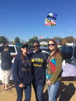 Jamie attended Navy Midshipmen vs. San Jose State - NCAA Football on Oct 25th 2014 via VetTix