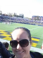 ezekiel attended Navy Midshipmen vs. San Jose State - NCAA Football on Oct 25th 2014 via VetTix