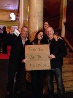Rodney attended Bryan Adams at Tower Theatre on Oct 23rd 2014 via VetTix