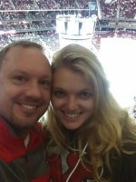 wes attended New Jersey Devils vs. Dallas Stars - NHL on Oct 24th 2014 via VetTix