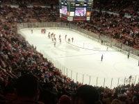 Bryan attended Detroit Red Wings vs. Ottawa Senators - NHL on Nov 24th 2014 via VetTix