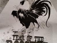 James attended Year of the Rooster a Production by Stray Cat Theatre on Dec 18th 2014 via VetTix