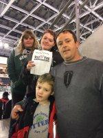 Kevan Groves attended Missouri Mavericks vs. Quad City Mallards - ECHL - Sunday on Nov 23rd 2014 via VetTix