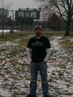 Steve attended # 12 Michigan State Spartans vs. Rutgers - NCAA Football on Nov 22nd 2014 via VetTix