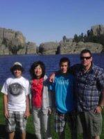 Robert attended Mount Rushmore (basic tour) - Golden Circle Tours (August)  on Aug 1st 2011 via VetTix