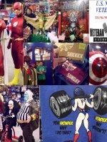 Walter attended Phoenix Comicon Fan Fest 2014 on Dec 12th 2014 via VetTix