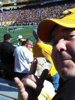 Jason attended Arizona State University Sun Devils vs. Washington State Cougars - NCAA Football on Nov 22nd 2014 via VetTix