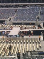 Bruce attended Kenny Chesney Tour (East Rutherford NJ) 8/13 on Aug 13th 2011 via VetTix