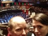 Paul attended Glorious Sound of Christmas - Presented by the Philadelphia Orchestra - Thursday on Dec 18th 2014 via VetTix