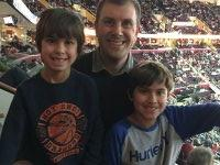 Nathan attended Cleveland Cavaliers vs. Atlanta Hawks - NBA on Dec 17th 2014 via VetTix