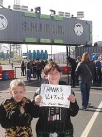 William attended The Marvel Experience - the Domes at Fair Park on Jan 23rd 2015 via VetTix