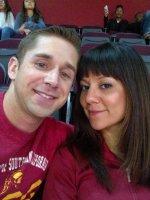 Douglas attended Usc Trojans vs. Washington State - NCAA Men's Basketball on Feb 25th 2015 via VetTix