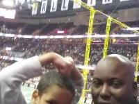 Terry attended Cleveland Gladiators vs. Tampa Bay - AFL on Apr 24th 2015 via VetTix