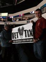 Stephen attended Allen Americans vs. Tulsa Oilers - ECHL - Sunday on Feb 22nd 2015 via VetTix