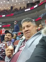 Jimmy attended New Jersey Devils vs. Arizona Coyotes - NHL on Feb 23rd 2015 via VetTix